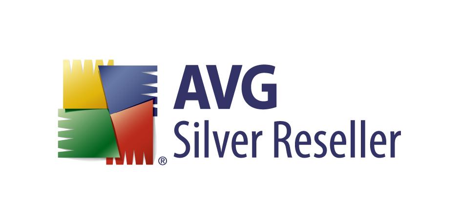 AVG Silver Partner Logo